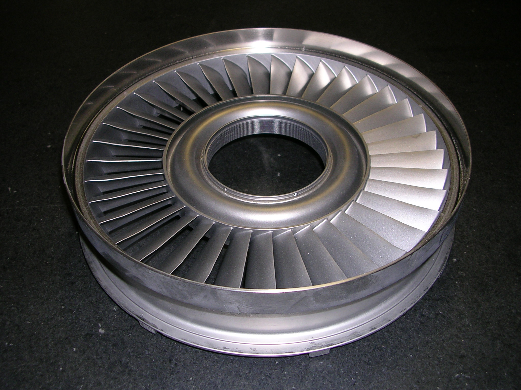 C20 4th Stage Turbine Nozzle