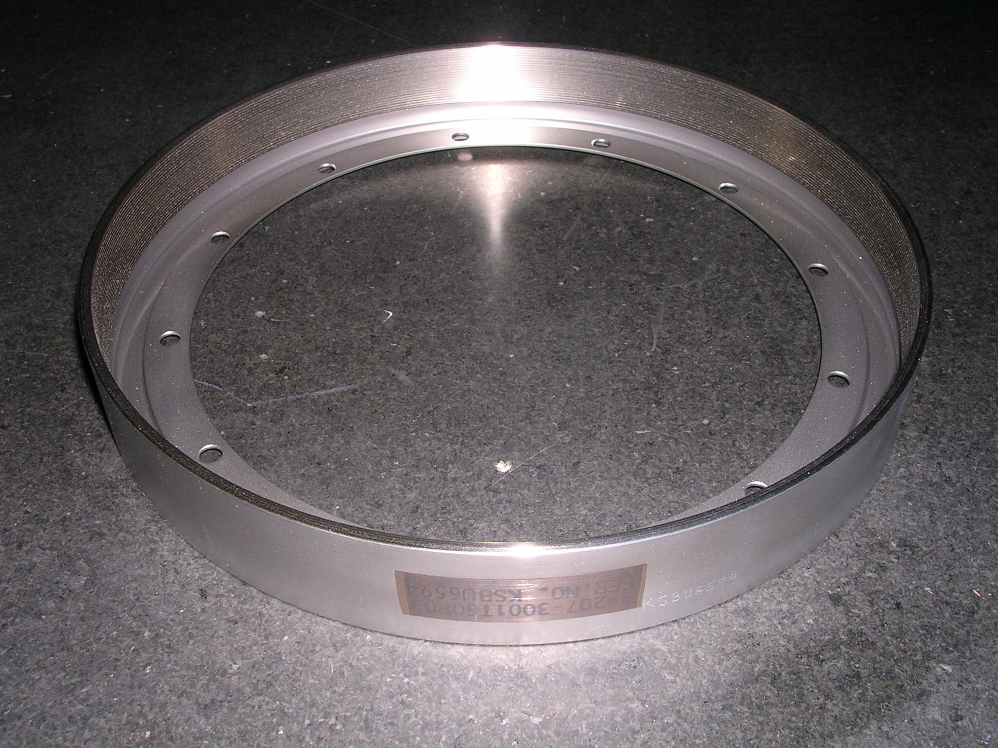 Compressor Discharge Seal