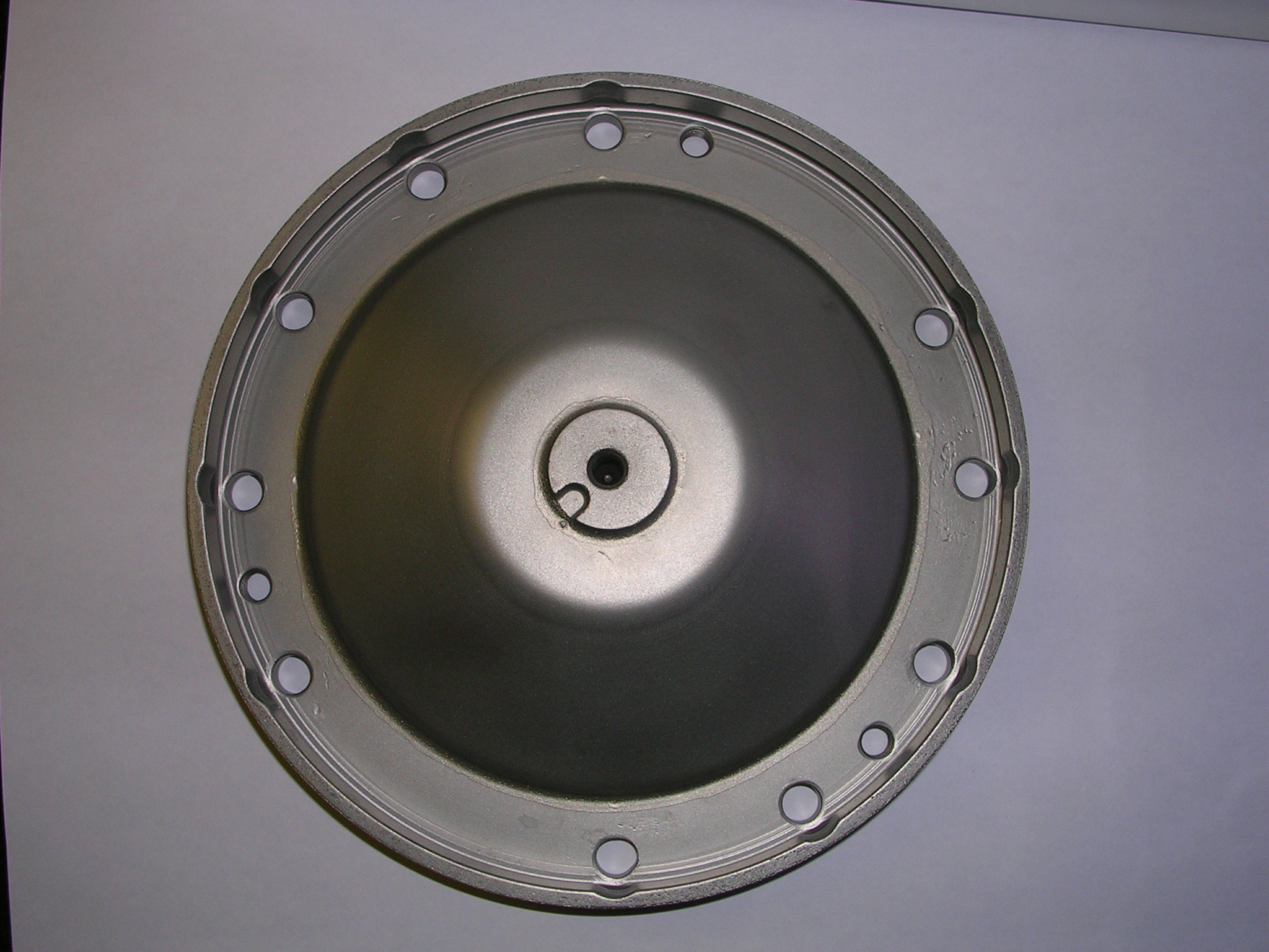 Cover, Rear Bearing