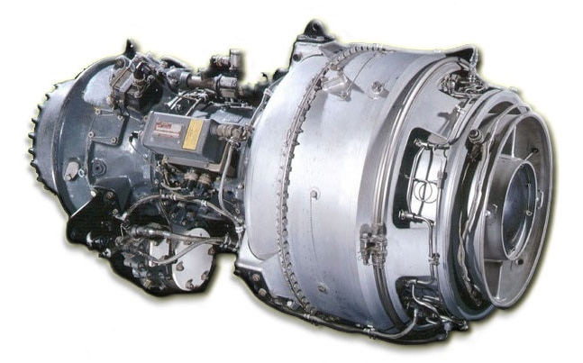 Honeywell T55 T5508D Engine Repair and Overhaul of Turbine Components
